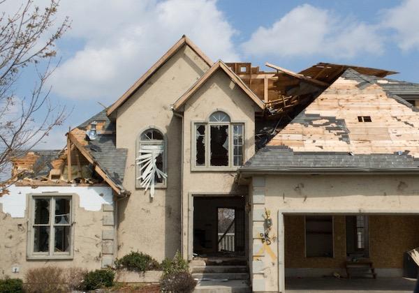 storm damage renovation
