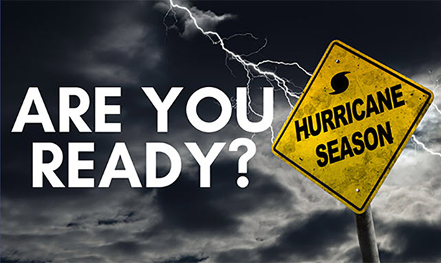 Preparation for Hurricane Season by Signature Water and Fire Restoration