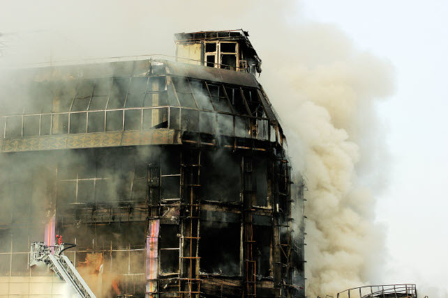 Preparation of Your Property after Fire Damage to the Restoration Specialists