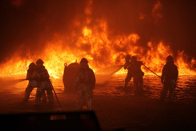 The Difference Between Wildfire and House Fire in Case of Property Recovery Process